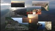 Химн на България с 40 невероятни изгледа, заснети с дрон