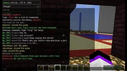 Minecraft server versiq 1.2.3 Ip:78.83.199.81