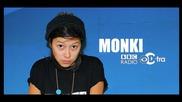 Monki bbc 1xtra 25.11.2013