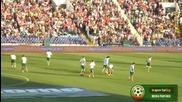 06.06 атмосфера на националния стадион ! България - Ирландия