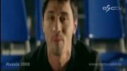 Eurovision Song 2008 - Russia - Dima Bilan - Believe