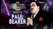 Покойният Пол Беерър влиза в Залата на Славата 2014!