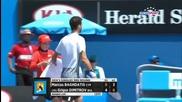 Григор Димитров - Маркос Багдатис ( Australian Open 2015 )