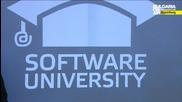 Първият по рода си у нас Софтуерен университет вече е факт 11.10.2014 г. България Он Еър