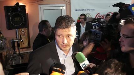 Любо Пенев: Ще има новости в националния за мача с Украйна