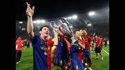 Barca The Champions!