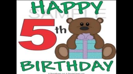 Честит рожден ден Vbox7!!!