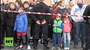 Хиляди на шествие в Букурещ в памет на загналите в нощен клуб в румънската столица