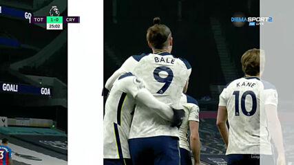 """Гарет Бейл поведе """"шпорите"""" напред в резултата срещу Палас"""