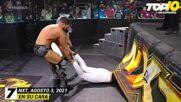 Top 10 Mejores Momentos de NXT: WWE Top 10, Ago 3, 2021