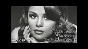 New! .. Цялата пенсен !! Selena Gomez & The Scene - That`s More Like It