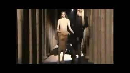 Lady Gaga - Government Hooker (preview at thierry mugler women Winter)