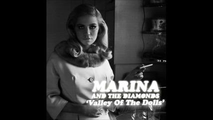 Бг Превод! Marina & The Diamonds - Valley of the dolls