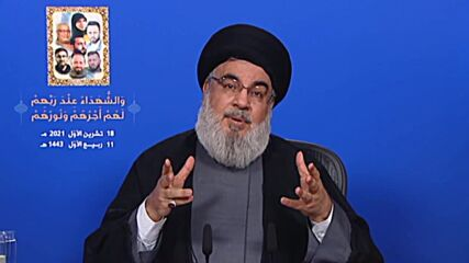 Lebanon: 'Hezbollah's military structure alone includes 100 thousand fighters' – Nasrallah