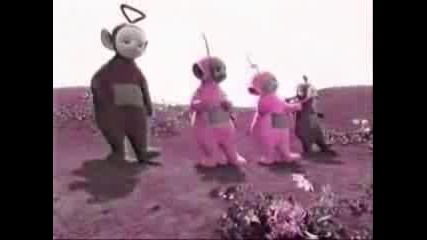 Teletubbies Shake That Ass Bitch Remix