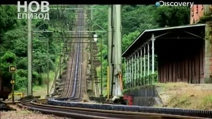 Discovery - World's Top 5 - Extreme railways