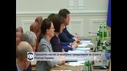 Порошенко настоя за незабавно прекратяване на огъня в Източна Украйна