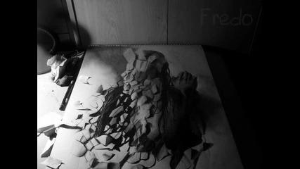 3 D рисунки от Фредо
