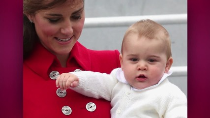 Prince William Says Princess Charlotte Keeps Him Up All Night