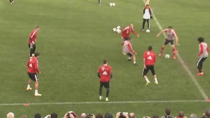 Как тренира Байерн Мюнхен?