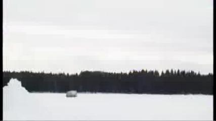Stunt на лед