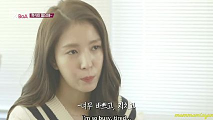[ Eng Sub] Keyword # Boa Ep.65 + 66 - The Distance Become Closer