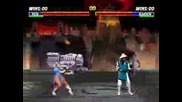 Mortal Kombat Vs. Street Fighter
