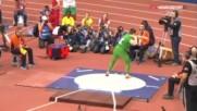 Мавродиева спечели сребро в тласкането на гюле на Европейското в Белград