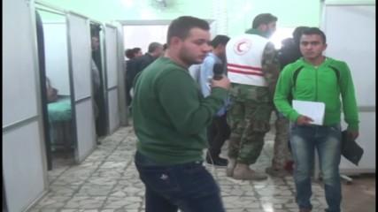 Syria: 7 killed, 24 injured in rebel shelling of Aleppo University