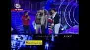 Music Idol 3 - Александра се сбогува с публиката