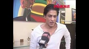 Shahrukh Khan as Guest Editor of Lokmat - 14th 2011