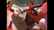 * oрк. Джоджи Бенд Сватбата на Пепи и Гинка - 22.08.2008 *