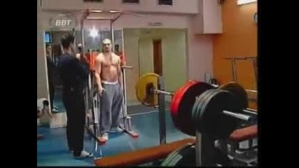 2/ Лазар Ангелов говори за тренировките си