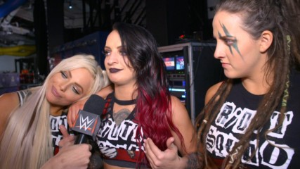 The Riott Squad reveal what will make them happy: WWE.com Exclusive, Aug. 20, 2018