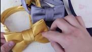 Как да превърнете вратовръзка в папийонка