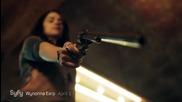 каубойка с/у демони : нов фентъзи уестърн сериал (1 април 2016) Wynonna Earp : Syfy - Trailer 1 # hd