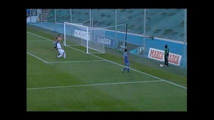 Real Madrid B 0 - 1 Getafe B