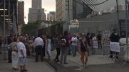 USA: Thousands come to Ground Zero to pay respects to 9/11 victims