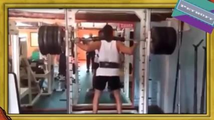 Изцепки във фитнеса! #4