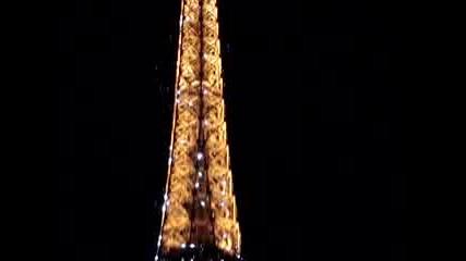 Париж - Айфеловата Кула - Многу Якo