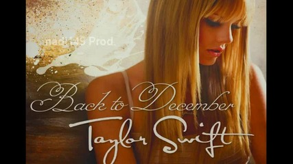 Taylor Swift - Back To December