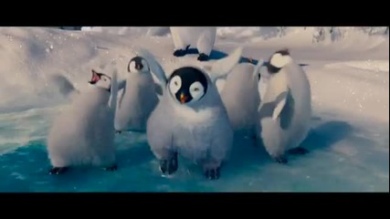 Happy Feet 2 - Official Teaser Trailer [hd]