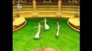 Барби в 12 танцуващи принцеси (част 3)