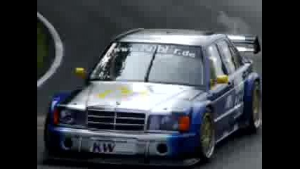 Tuning Mercedes 190 Mb - W201