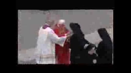 Пародия - Star Wars И Папата