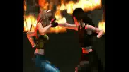 Dead Fantasy 3 - Tifa Vs Hitomi