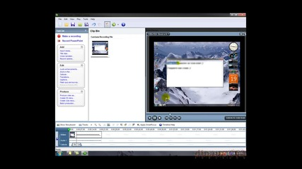 Как се прави цензура с Camtasia studio 5