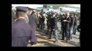 Диего Марадона пристигна в Италия