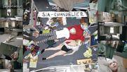 Sia - Chandelier ( Four Tet Remix )