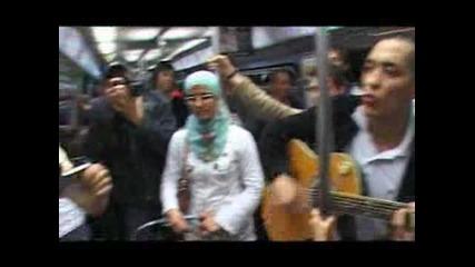 Shaolin - Metro + Repete